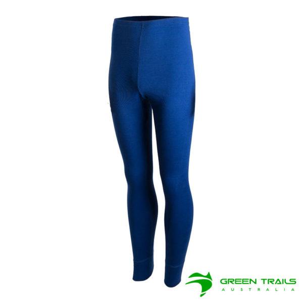 360 Degrees Polypro Active Thermal Pants Royal