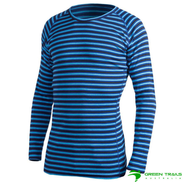 360 Degrees Polypro Active Thermal Top Ocean