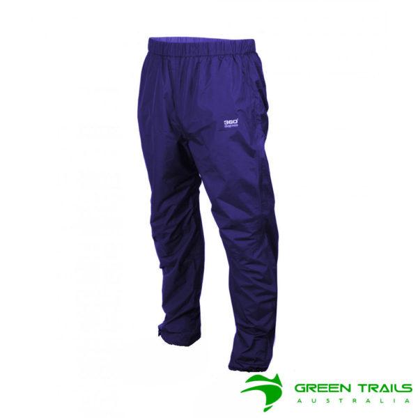 360 Degrees Waterproof Breathable Stratus Pants 2.5 Layer
