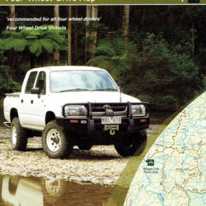 Far East Gippsland Four Wheel Drive Map 10