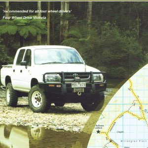 Wyperfeld Four Wheel Drive 4WD Map
