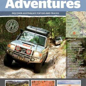 Four Wheel Drive Adventures - Top 100 4WD Tracks - 2nd Edition - Hema