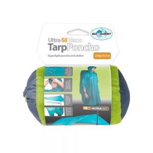 Sea to Summit 15D Waterproof Ultra-Sil Nano Tarp Poncho