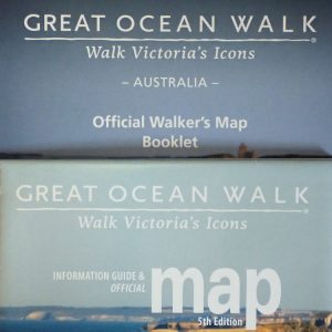 Great Ocean Walk Map and Booklet