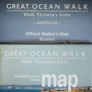 Great Ocean Walk Official Walker's Map Booklet and Information Guide