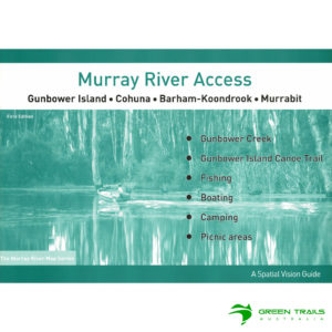 Murray River Access Guide - Gunbower Island to Murrabit Book 4 - Emerald SV Maps