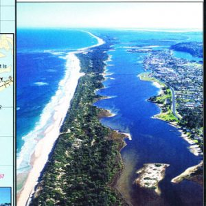Gippsland Lakes Ninety Mile Beach Adventure Map - Rooftop Maps