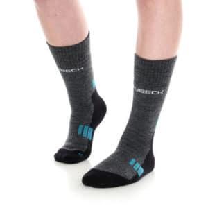 Ladies Trekking Light Merino Wool Socks