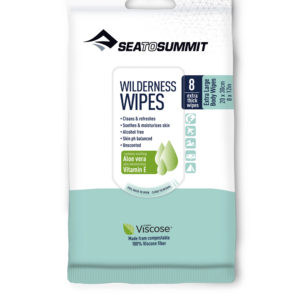 Sea to Summit Extra Large Wilderness Wipes 8 Pack