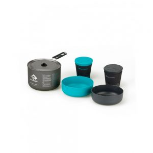 Sea to Summit Alpha Pot Set 2.1 521g 2 Person Compact Cook System