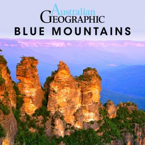 Australian Geographic Blue Mountains Travel Guide