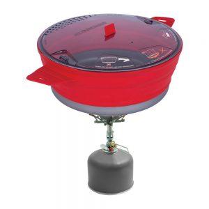 Sea to Summit X-Pot 4.0L 590g Red