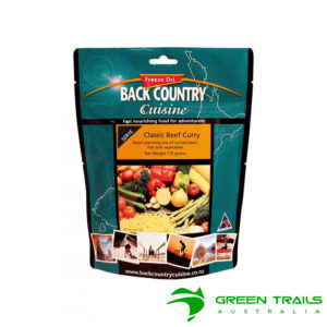 Back Country Classic Beef Curry
