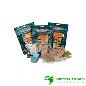Back Country Outback Ration Pack