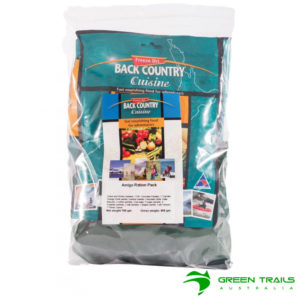 Back Country Vegetarian Ration Pack
