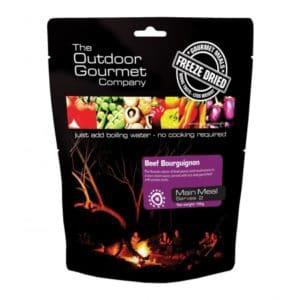 Beef Bourguignon - Outdoor Gourmet Company