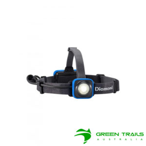 Black Diamond Sprinter Headlamp 200 Lumens Smoke Blue