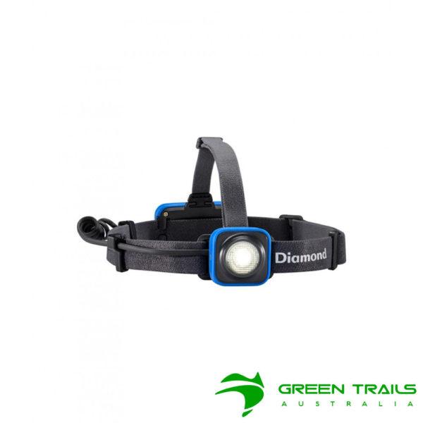 Black Diamond Sprinter Headlamp 200 Lumens Smoke Blue