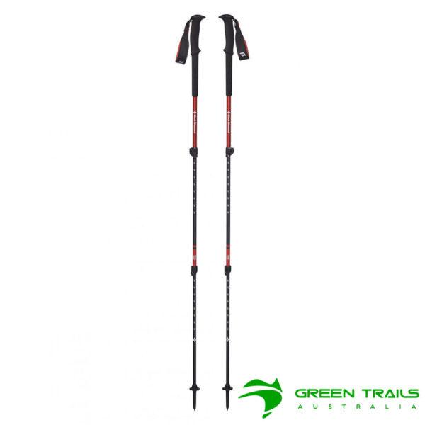 Black Diamond Trail Trekking Poles S19 T-Pole Picante 64-140cm