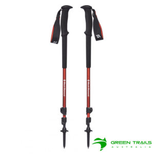 Black Diamond Trail Trekking Poles S19 T-Pole Picante 64-140cm