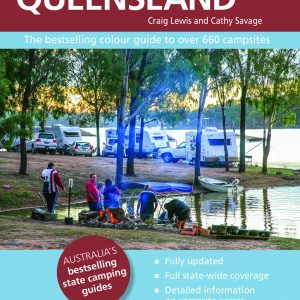Camping Guide to Queensland 5th Edition 444 Pages
