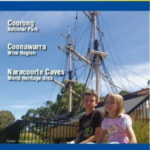 Limestone Coast Map - South East South Australia