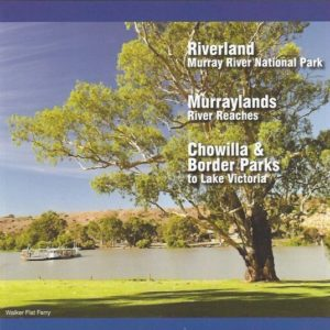 Murray River and Mallee Map