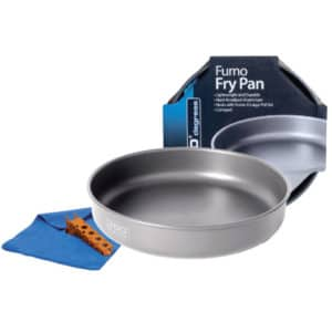 360 Degrees Hard Anodized Furno 22cm Fry Pan 187g