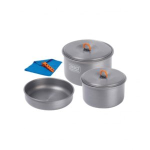 360 Degrees Hard Anodized Furno Large Cook Set 615g