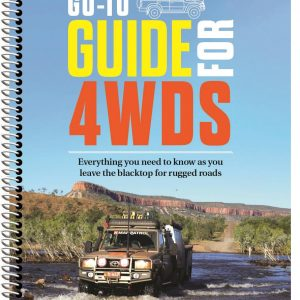 Go To Guide for 4WDs 1st Edition Hema