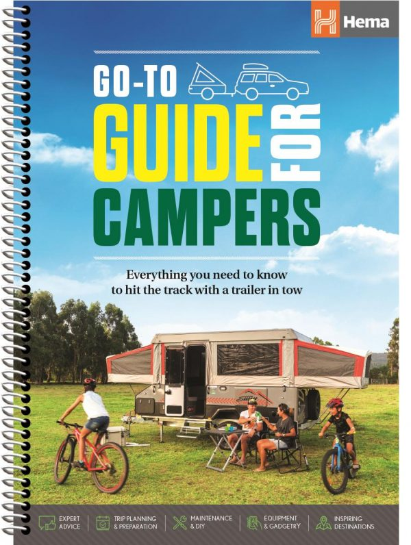 Go To Guide for Campers - 1st Edition - Hema