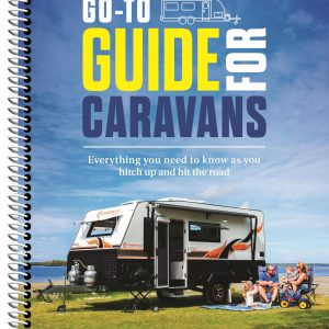 Go To Guide for Caravans - 1st Edition - Hema