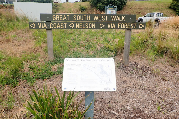 Great South West Walk directions