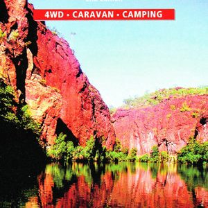 Gulf Country 4WD Caravan Camping - Westprint Outback Map