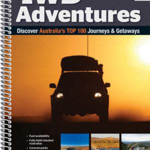 Four Wheel Drive 4WD Adventures - 100 4WD Journeys - Hema
