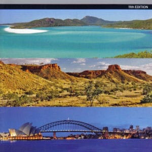Australia Map - 11th Edition Hema Maps - Tourist Wall Map