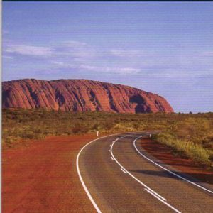 Australia Handy Map - 11th Edition Hema Maps