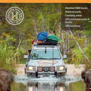 Cape York 4WD Map - Old Telegraph Track - Waterproof Hema Maps