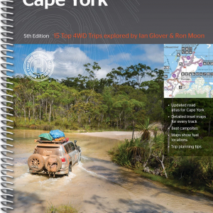 Cape York Atlas and Guide - 5th Edition - Hema