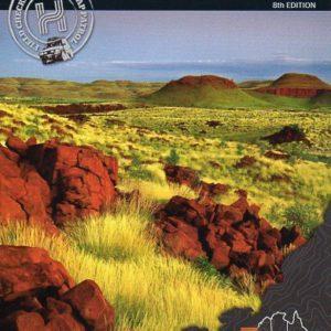 Pilbara 4WD Explorer Map - Coral Coast - Waterproof Hema Maps