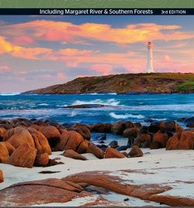 South West Corner Map - Margaret River and Southern Forests