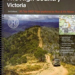 The High Country Victoria Atlas & Guide - 3rd Edition - Hema