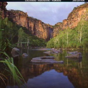 Top End National Parks Map - Litchfield Katherine Kakadu