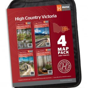 High Country Victoria Maps
