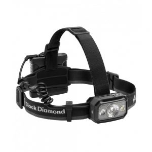 Black Diamond Icon Headlamp 700 Lumens - Graphite