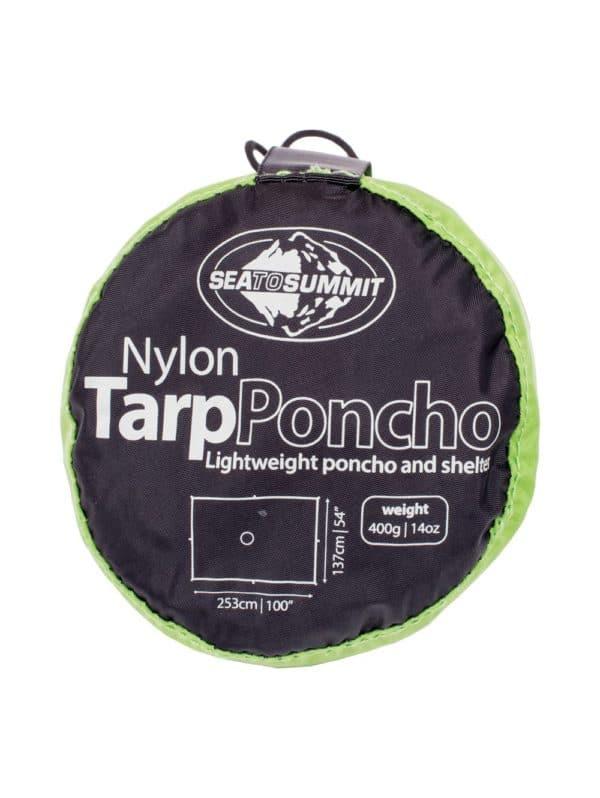 Sea to Summit 70D Waterproof Nylon Tarp Poncho