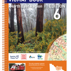 North East Region Vicmap Book - Spatial Vision SV Maps