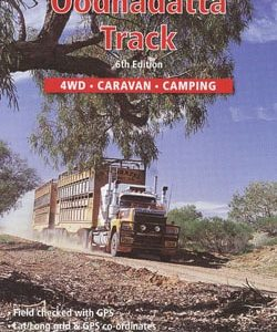 Oodnadatta Track 4WD Caravan Camping - Westprint Outback Map