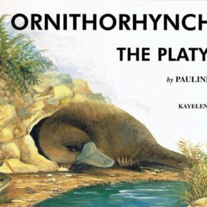 Ornithorhynchus the Platypus by Pauline Reilly illustrated by Kayelene Traynor