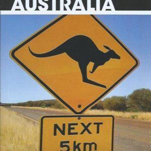 RACV Australia Tourist Map